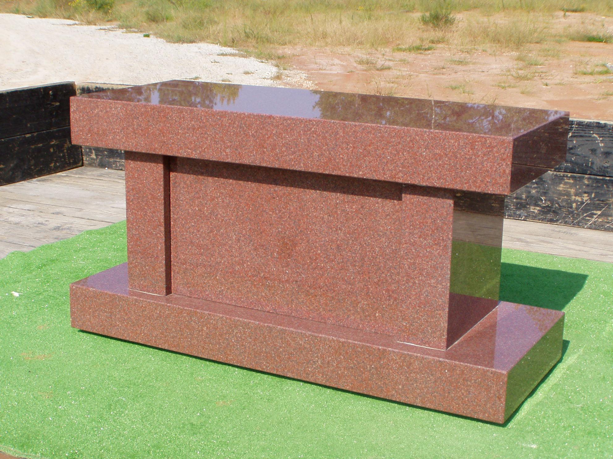 Benches Matthews Granite